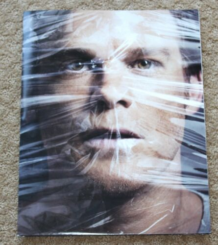 DEXTER ORIGINAL PRESS KIT BOOK DVD EPIS PROMO PHOTOS MICHAEL C. HALL SEASON 3