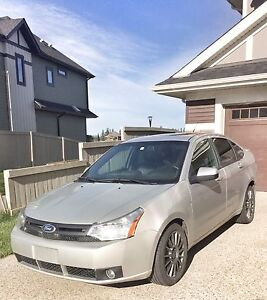 2011 Ford Focus SES, 5L/100kms