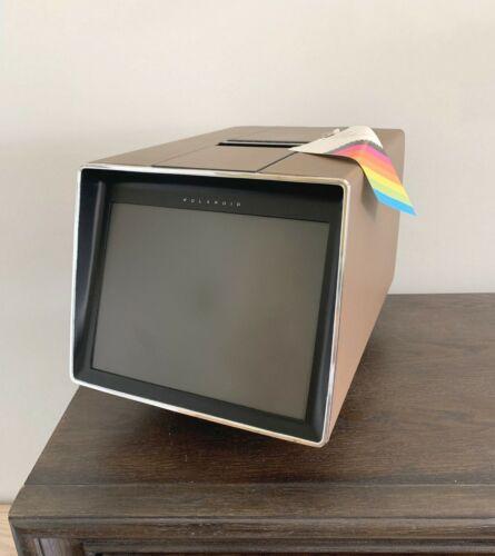 Polaroid Polavision Land Player, Vintage 1970s NOS New Unused, Original Ship Box