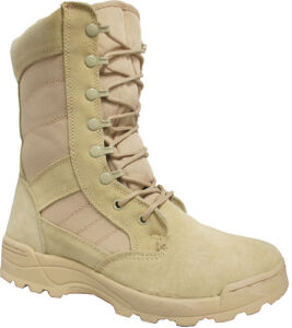 Every-Day-Carry-9-Speedlace-Tactical-Police-Military-Desert-Tan-Combat-Boots