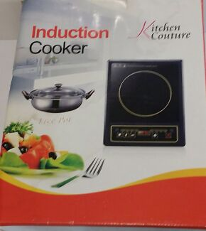 Induction cooker excellent condition ideal for caravan motorhome  Budgewoi Wyong Area Preview
