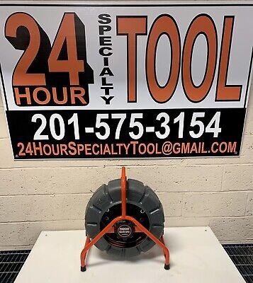Ridgid Mini Seesnake 71rk Sewer Inspection Camera Color Count Sonde 120