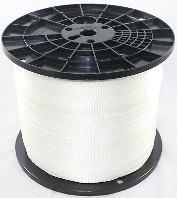 3000 Cajun Mule Line - 12 Inch - 1250 Lb. - Polyester Pulling Tape
