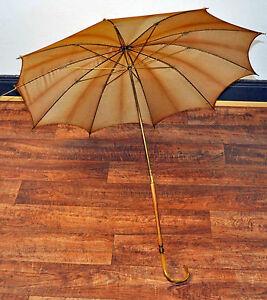 Damen Flanierschirm Schirm Sonnenschirm Antik unrestauriert selten