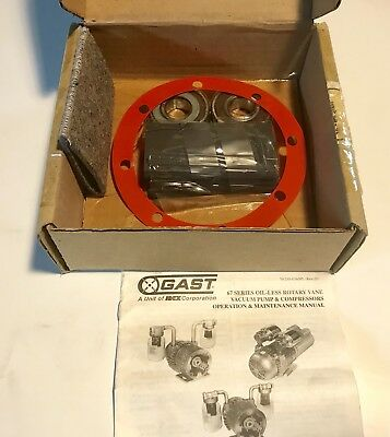 Gast K 583 Service Kit 67 Series Oil-less Rotary Vane Vacuum Pump Compressors