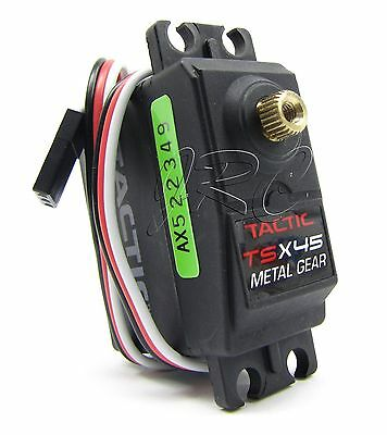 Axial YETI -High Torque Steering SERVO Tactic TSX45 Metal Wraith honcho AXI90026