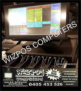 POS SYSTEM NEW & USED + WARRANTY Casula Liverpool Area Preview