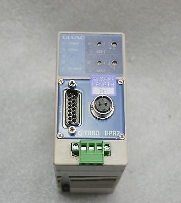 Ulvac G-tran Bpr2 Pirani Gauge Box Unit
