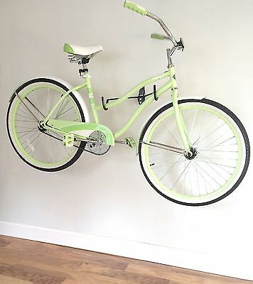 LifeStore Adjustable Tilt Wall Mount Bike Bicycle Storage Ra