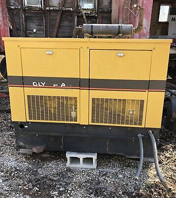 Olympian Diesel Standby Generator Cat Engine 15kw Model 96a00318-s
