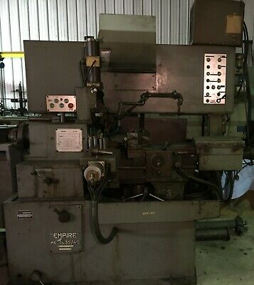 Empire Camless Automatic Turret Lathe Model 35a40