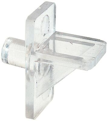 Prime-Line Products U 10136 Shelf Support Peg, 1/4-Inch, Clear Plastic,(Pack ...