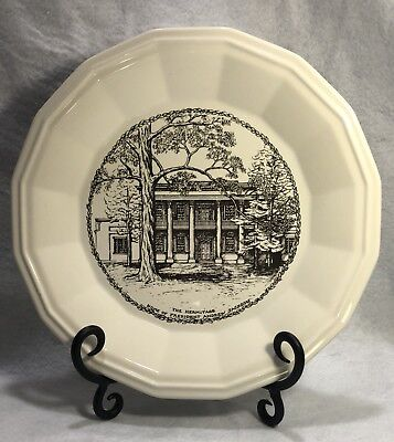 Andrew Jackson Home  The Hermitage   Collector Plate   Homer Laughlin