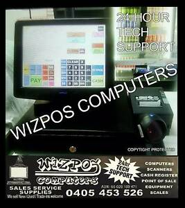 POS SYSTEM & SCALES  ( NEW & USED ) Casula Liverpool Area Preview