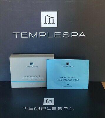 Temple Spa Eye Will Survive eye treatment mask