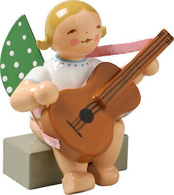 Wendt und Kühn Engel mit Gitarre sitzend, blondes Haar, 650/38a online kaufen
