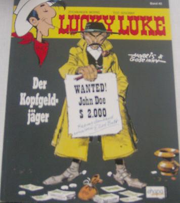 Lucky Luke!Band 43!Der Kopfgeldjäger!TOP ZUSTAND!!!Ungelesen!!