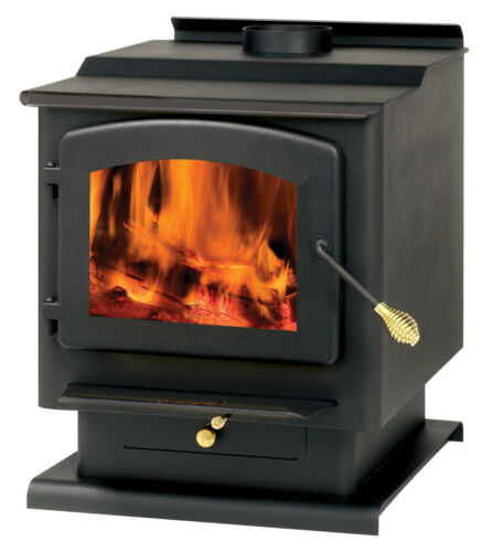50-TNC32  -  EPA Certified Non-Catalytic Wood Stove - 2,400 sq. ft. Englander