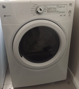 Front load washer and dryer GE