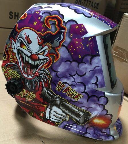 HGN Solar Auto Darkening Welding/grinding  Helmet  certified hood Mask