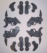 Chaos Space Marine Arms