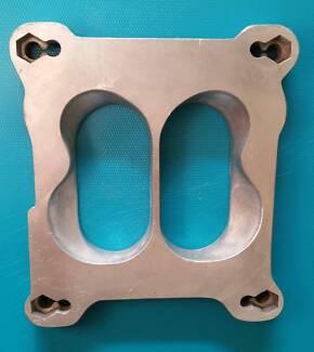 Redline 10-553//4 Carb adaptor plate Holley 4BRL-4BRL Spreadbore or Squarebore
