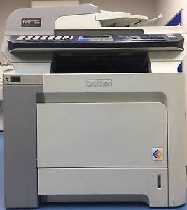 Brother MFC-9840CDW | Color Laser All in One Printer Smeaton Grange Camden Area Preview