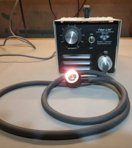 Dolan Jenner Fiber-Lite High Intensity Illuminator Series 180 Light Source