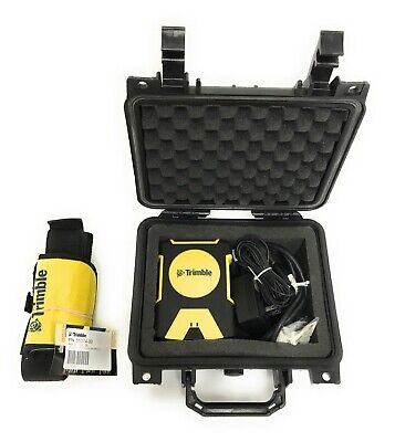 Trimble Gps Pathfinder Pro Xt With Battery Charger Case And Accessories