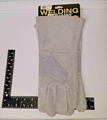 Tillman Welders Heat Protective Gloves 1040 Airgas Leather Bin8