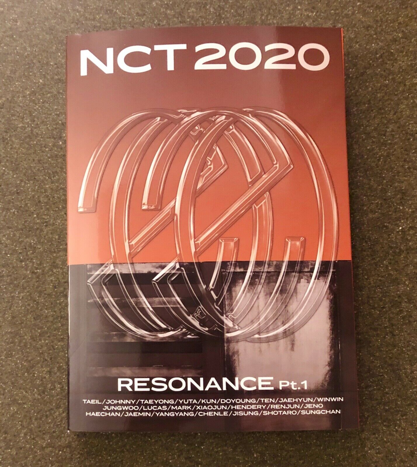 NCT 2020 Resonance The Future Ver. With No Photocard No Poster - $8.99