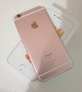 Apple iPhone 6S - 16GB - Rose Gold - Like Brand New Condition