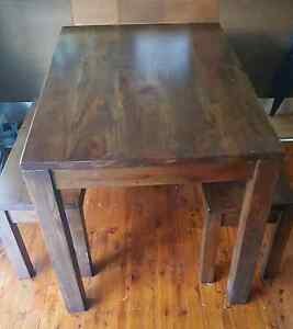 Custom Wood Dining Table Northbridge Willoughby Area Preview