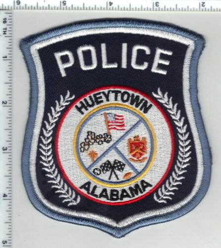 Hueytown Police (Alabama) 2nd Issue Shoulder Patch