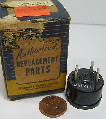 Tecumseh Replacement Parts No C-587 Klixon Mrb4901
