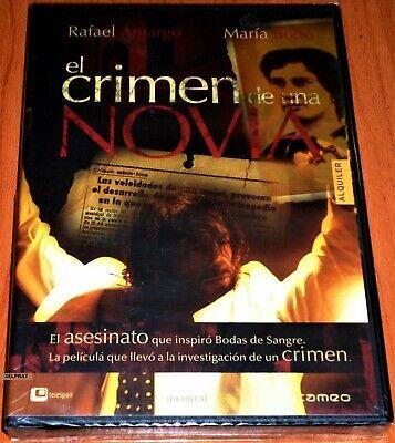 EL CRIMEN DE UNA NOVIA Bodas de sangre / Blood Wedding Crimen...