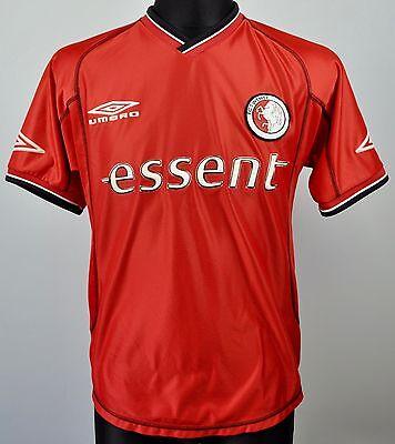FC TWENTE Home Shirt Men's Small/Medium 2001/2002 Umbro Trikot Maglia Jersey S M image
