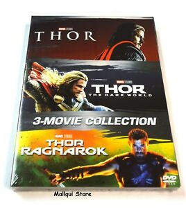 THOR 3-Movie Collection 1-3 DVD