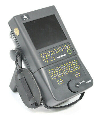 Olympus Sonic 1200m Ultrasonic Flaw Detector Ndt