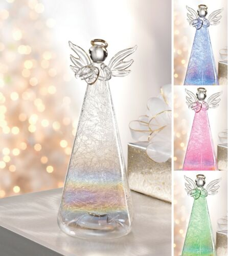 Dawhud Direct Glass Color Changing LED Angel
