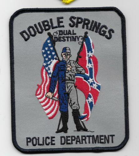 Double Spgs Police State Alabama AL Colorful