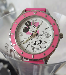 Brand New Mickey Mouse Stainless Steel Watch from Disneyland Springwood Logan Area Preview