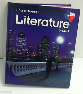 Holt mcdougal american Literature Texas