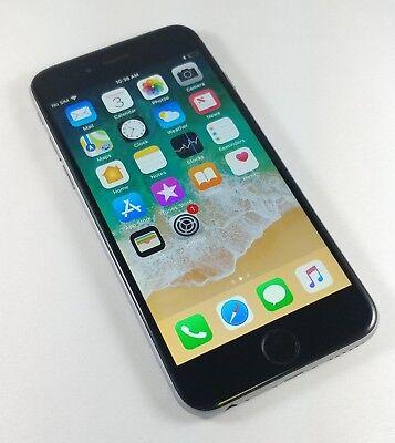 Apple iPhone 6 16GB Space Gray (Sprint) A1586 Fair Condition Clean ESN