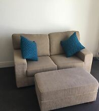 Freedom 2 Seater Lounge + Matching Ottoman Huntleys Cove Hunters Hill Area Preview