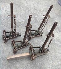 FLOOR CLAMPS USED Werrington County Penrith Area Preview