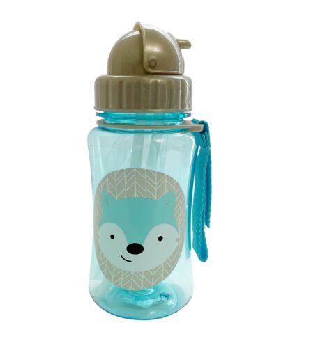 Skip Hop Straw Bottle Fox