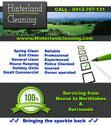 Hinterland cleaning  Beerwah Caloundra Area Preview