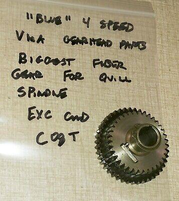 Emco Maximat Blue Vma Parts Largest Fiber Steel Double Pinion Gear C08t