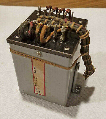 Vintage 1945 Cinema Engineering 2083 Potential Transformer